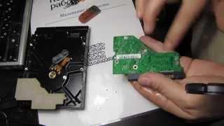 Ремонт HDD - это просто!(Как можно, в большинстве случаев, самому починить свой винчестер. P.S. Ещё довольно часто причиной отказа..., 2014-06-02T22:44:34.000Z)