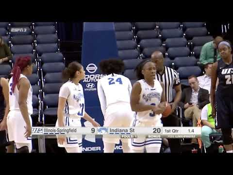 Sycamores Sprint Past USI