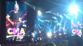 Eric Church - Round Here Buzz - CMA Fest 2017