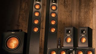 Klipsch Reference Premiere HD Wireless/ 5.1/ Unboxing/ First impression