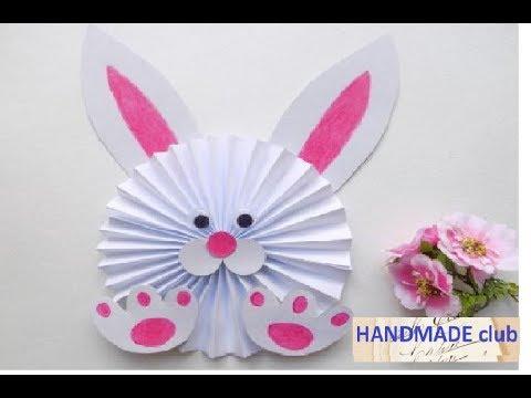 Как сделать пасхального кролика своими руками