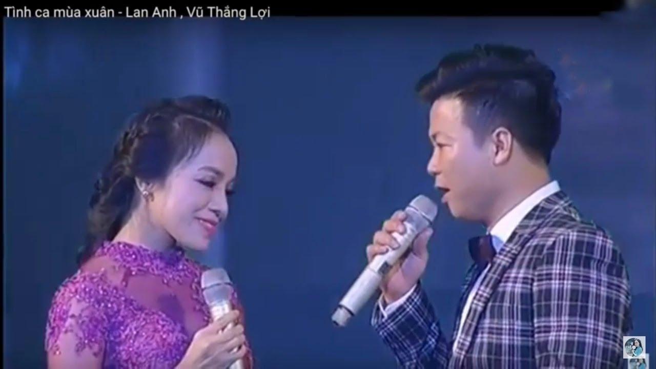 Tình em – Lan Anh , Vũ Thắng Lợi Bản song ca hoàn hảo