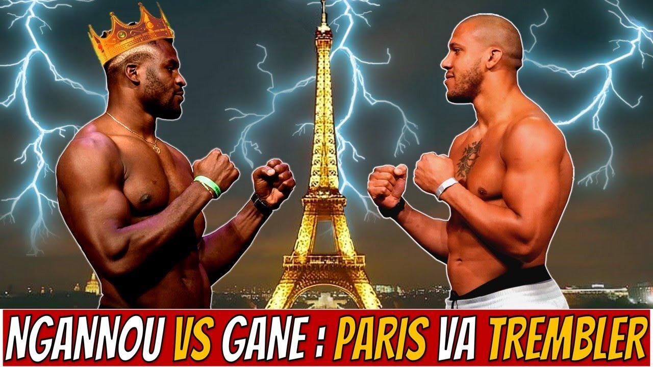 Francis NGANNOU VS Ciryl GANE : Le Choc qui va faire TREMBLER la France ! Preview & Analyse