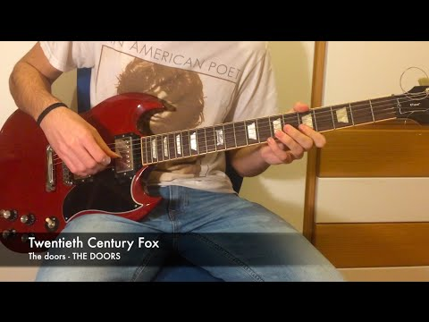 Twentieth Century Fox - Guitar Tutorial mp3