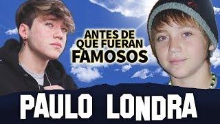 PAULO LONDRA | Antes De Que Fueran Famosos | ADAN Y EVA