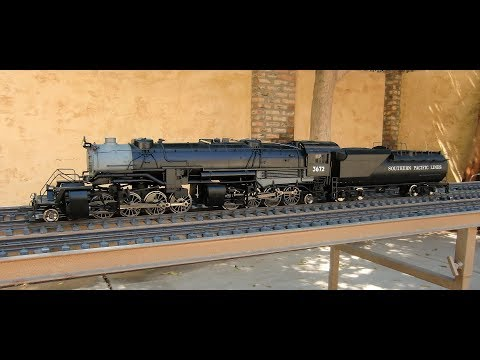 Aristo-Craft Articulated Steam Locomotive / Battery Powered / AirWire Controlled / For Sale on eBay