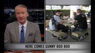 real time with bill maher new rules open carry
