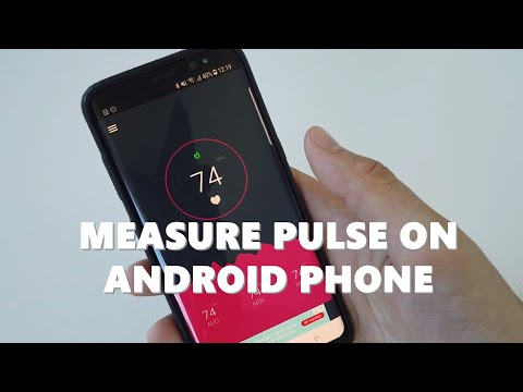 How To Measure Heart Rate (pulse) On Android Phone