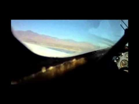 """Flight Speed Record Attempt By Richard """"Smokey"""" Young at Thermal Airport on Swift Fuel!"""