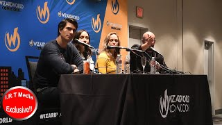 WW Bay Area 2019: Brandon Routh, Caity Lotz, and Courtney Ford Panel
