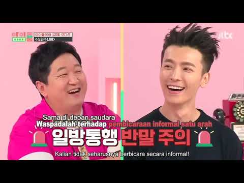[SUB INDO] IDOL ROOM SUPER JUNIOR- EPS 72