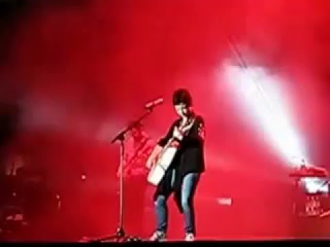 The Cranberries en Lima Febrero 2010
