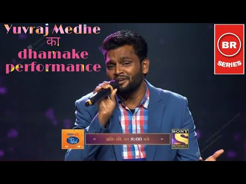 Download Yuvraj Medhe का dhamakedar performance | indian idol 12 theatre round