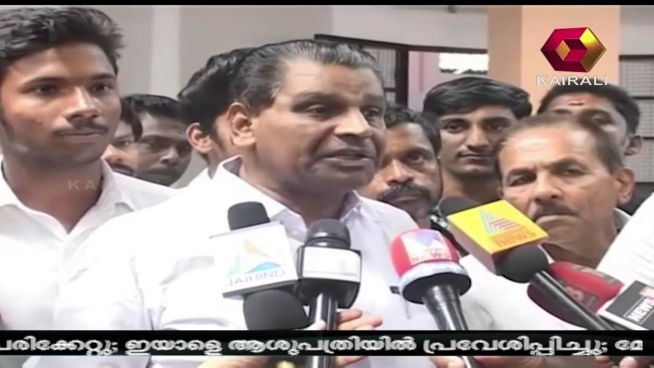 tp-senkumar-verdict-is-a-punishment-to-pinarayi-government-thiruvanchoor