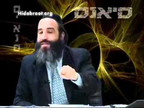 סיאנס הרב יצחק פנגר חובה לצפות מרתק ביותר!!!
