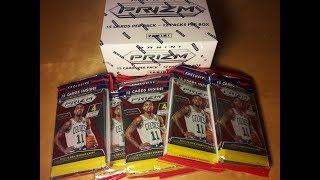 Panini 2017-18 Prizm Basketball Cello Box Break: HOTTEST. BOX. EVER.