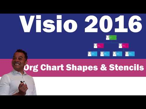 Learn How To Create Stencils In Visio 2016?