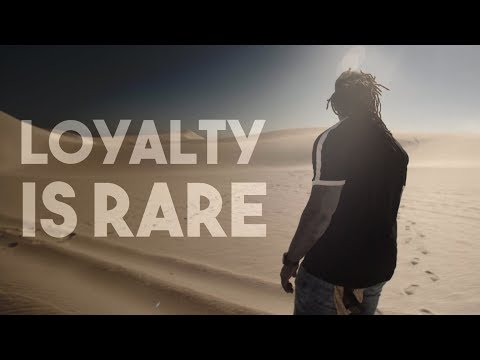 LOYALTY IS RARE || SPOKEN WORD