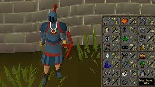 Runescape Progress Report | 644 Total Level | Master Of The CuteNoob