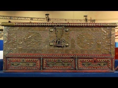 Persian Shiraz Chest, ca. 1900   Web Appraisal   Boise