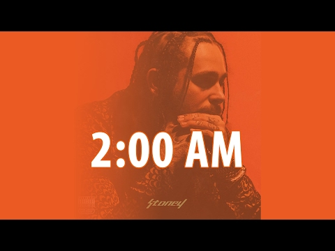 "Post Malone Type Beat ""2 AM"" (Prod  By Weatherman Beatz X IzzyDaDrumma & Jozay Beats)"
