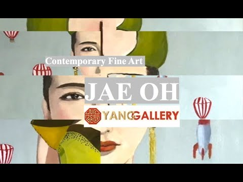 YANG Gallery | Contemporary Fine Art Collection - Jae Oh