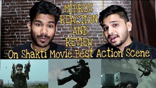 M Bros Reaction And Review on Shakti Movie Jr NTR Highlight Action Scene | Jr.NTR, Ileana
