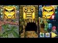 Zombie Run HD Vs Temple Run Vs Zombie Run 2 - Monster Runner Game - Endless Run Gameplay