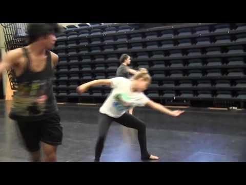 About the Department of Dance at the University of Oregon