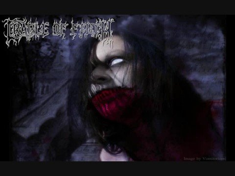 Cradle of Filth - A Dream of Wolves in the Snow