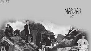 Got7 - Mayday Color Coded Lyrics  Han|rom|eng Lyrics