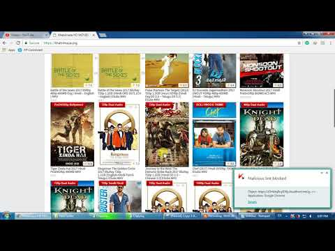 How to download movie from khatrimaza web...