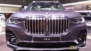 2020 BMW X7 40i xDrive - Exterior and Interior Walkaround - 2019 Geneva Motor Show