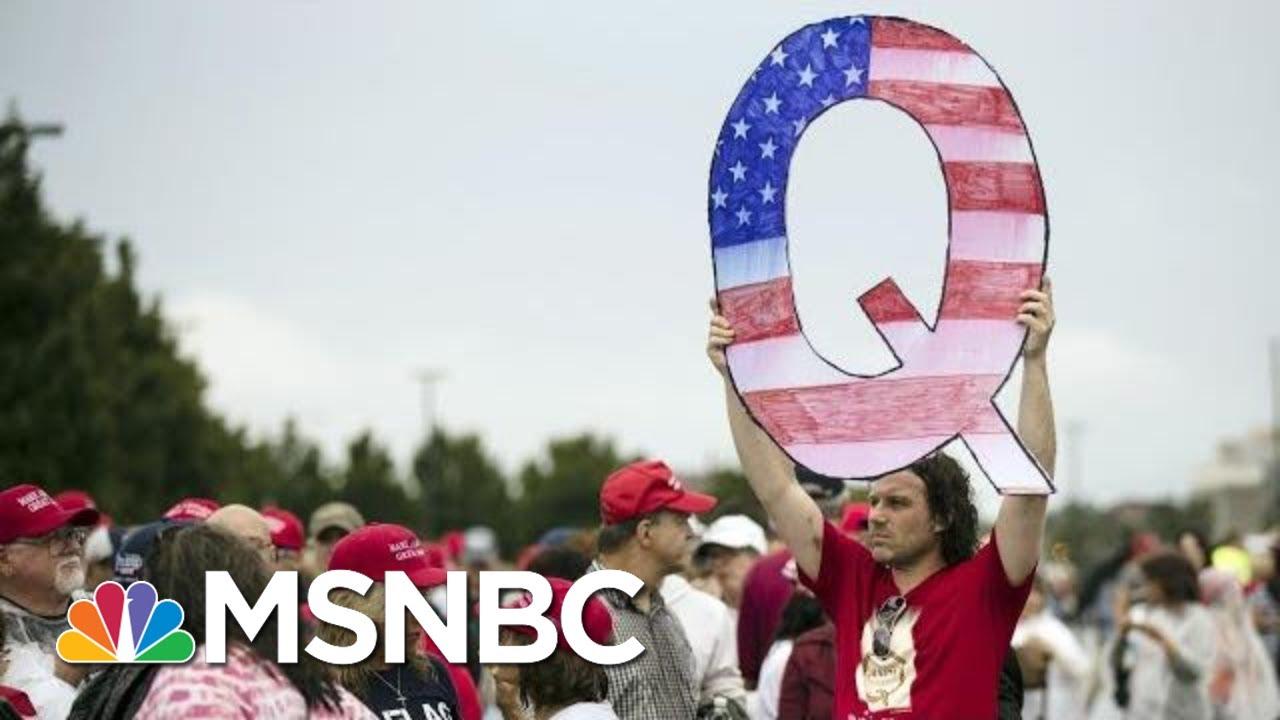 Republican lawmaker slams far-right conspiracy theory QAnon ...