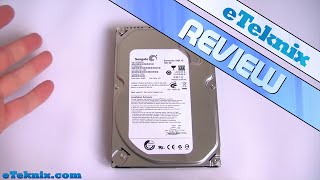 Seagate Barracuda ST3500418AS Review - Quiet for an HDD!