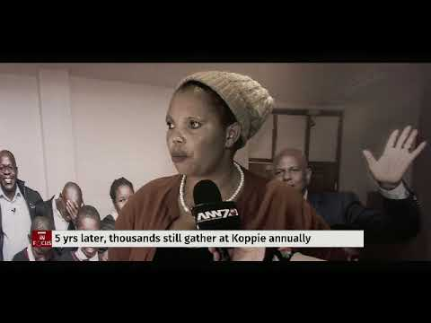 Infocus: The Marikana massacre - 5 years later