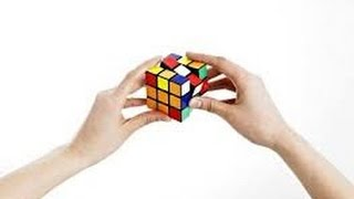 3x3 cube solved  in 3 simple steps By Amaresh Shettar in Kannada
