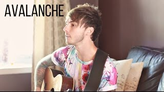 Bring Me The Horizon - Avalanche  Acoustic Cover  By Janick Thibault