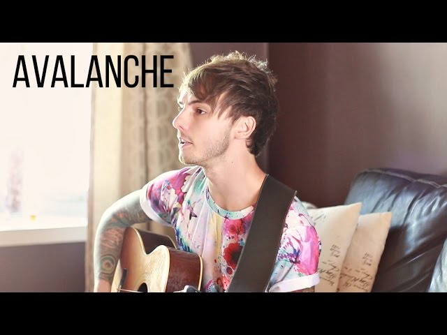 Bring Me The Horizon Avalanche Acoustic Cover By Janick Thibault