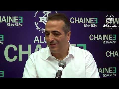 Seddik Larkeche expert international en gestion stratégique des risques spécialiste du risque Alger