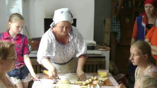 Урок как печь пироги ведёт Мишина Галина  Васильевна