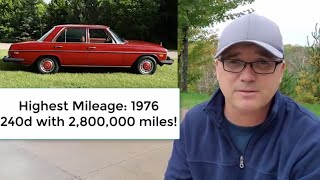 8 Cars From the 1980s That Last 300,000 Miles