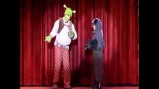 Emma- Shrek Jr-Travel Song