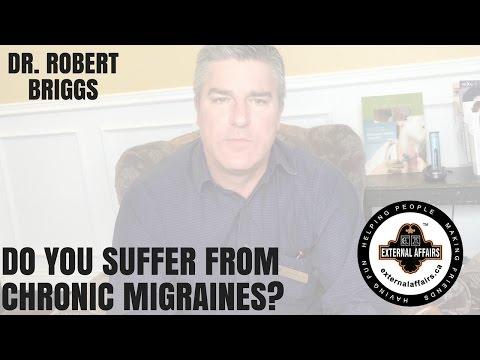 Chronic Migraine Treatment, Dr. Robert Briggs