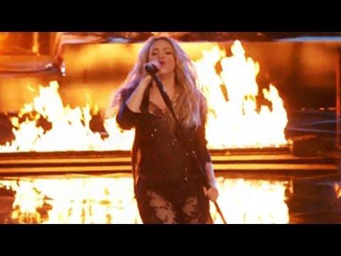 The Voice Season 6 (USA) : Shakira's Fiery...