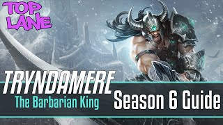 League of Legends Tryndamere Guide | Season 6 | Patch 6.15