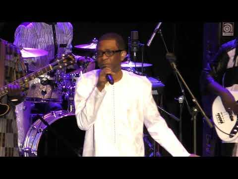 Youssou N`Dour @Kulttuuritalo,  Helsinki