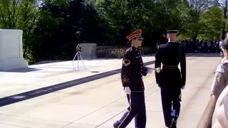 Tomb of The Unknown Soldier TRESPASSED