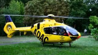 Startabbruch wegen technischer Probleme bei Rettungshubschrauber!