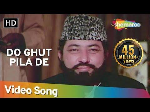 Do Ghut Pila De (HD) - Kaala Sooraj Song - Amjad Khan - Prema Narayan - Aparna Choudhury
